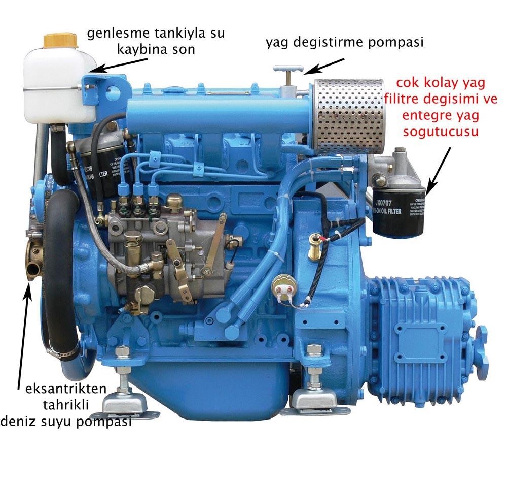 Çin tekne motorları hakkında